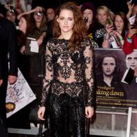 Kristen Stewart at the UK Premiere of Breaking Dawn 2