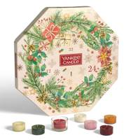 Best beauty advent calendar for tea lights