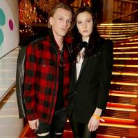 Jamie Campbell Bower & Matilda Lowther