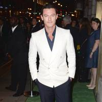 1. Luke Evans (New Entry)