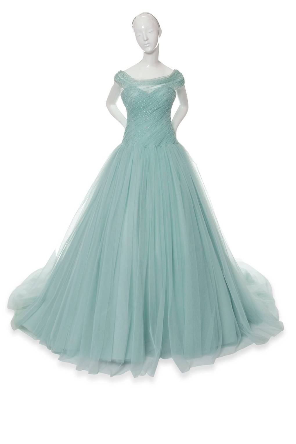 Disney Princess Dresses Go Up For Auction at Christies | Glamour UK