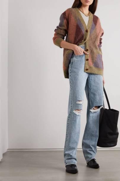 Best high-waisted jeans: Ksubi