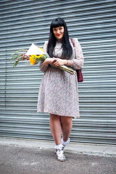 Niamh Cunningham, Merchandiser for Office Shoes