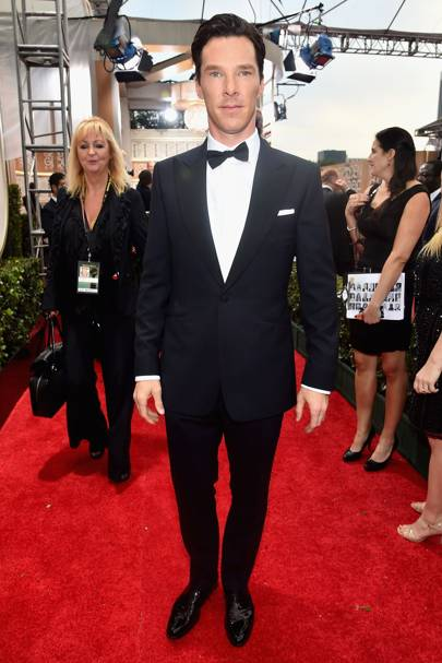Best Dressed Man: Benedict Cumberbatch