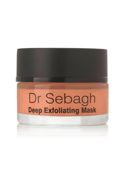 Deep Exfoliating Mask, £59, Dr Sebagh