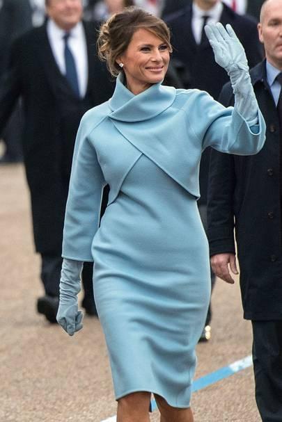 Fashion Designers That Won T Dress Melania Trump The First Lady Glamour Uk