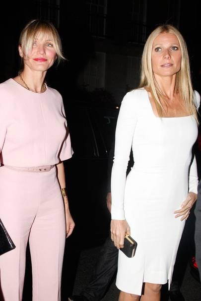 Cameron Diaz & Gwyneth Paltrow
