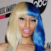 DON'T #6: Nicki Minaj two tone hair - October