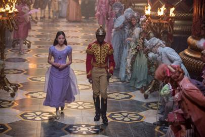 The Nutcracker and the Four Realms, 2018
