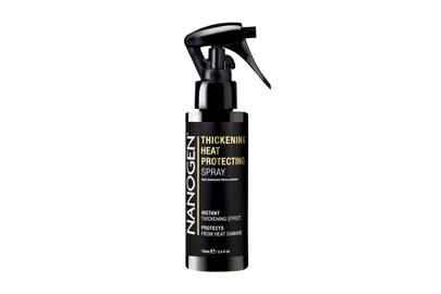 25th September: Nanogen Thickening Heat Protecting Spray, £9.95