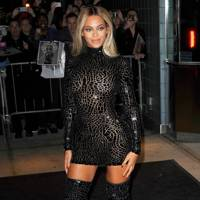 Naomi Campbell V Beyonce