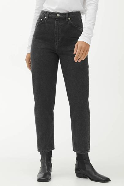 Best tapered jeans for women