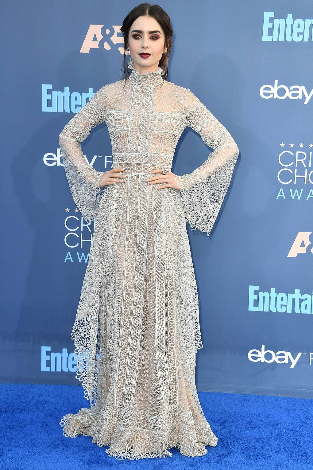 Critics Choice Awards outfits and fashion talking points   Glamour UK