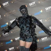Heidi Klum Halloween 2009