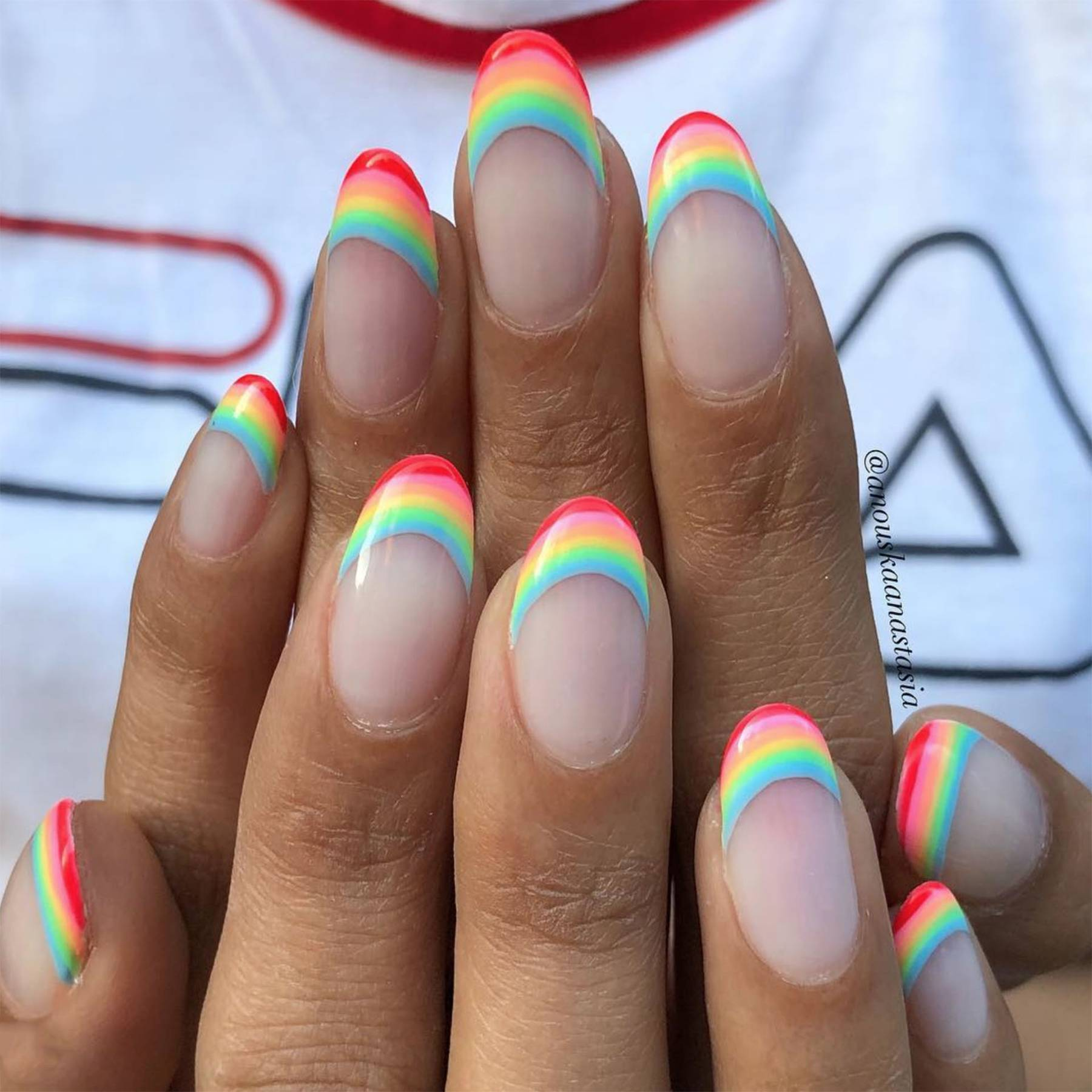 Weird And Wonderful Nail Art Trends Of 2018 Glamour Uk