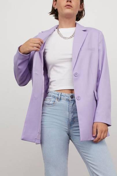 Best colour-pop blazer