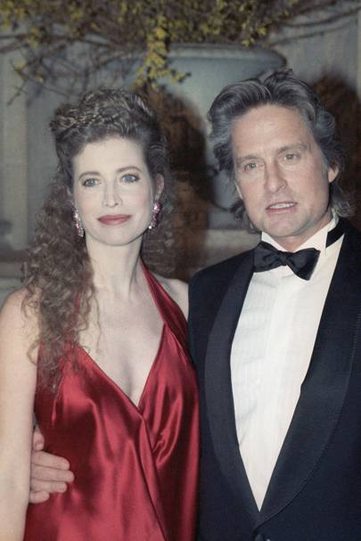 No 11: Michael Douglas and Diandra Luker