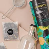 Gin gift sets: the artisan gin kit