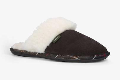 Best women's slippers UK: Barbour slippers