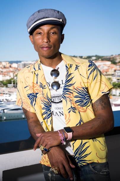 43. Pharrell Williams