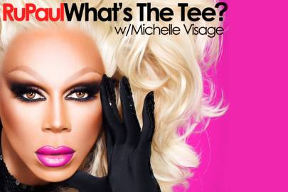 RuPaul: What's The Tee