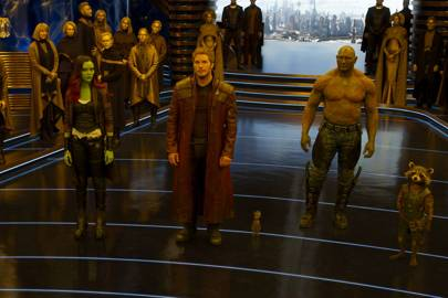 Guardians of the Galaxy Vol. 2 Certified Fresh on Rotten Tomatoes