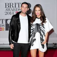 Example and his wife Erin