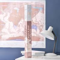 Best travel gifts: the scratch map