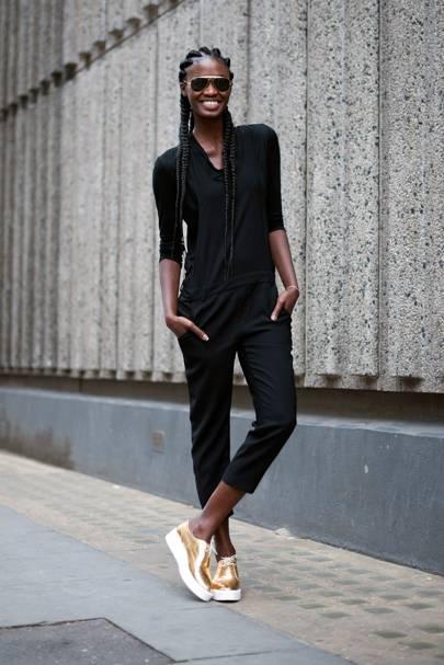 Aicha Camara, Fashion Designer