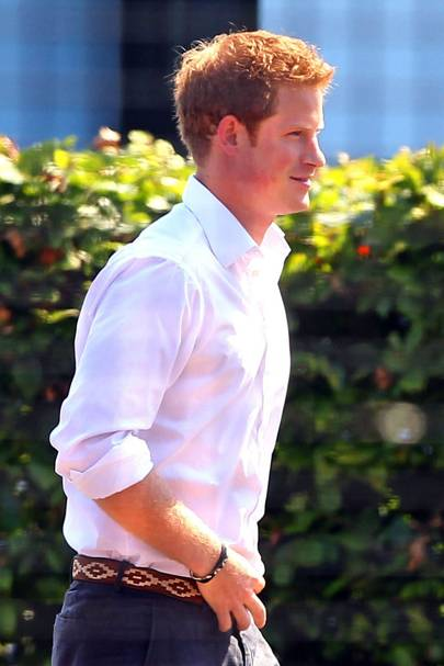 Prince Harry's Vegas Antics