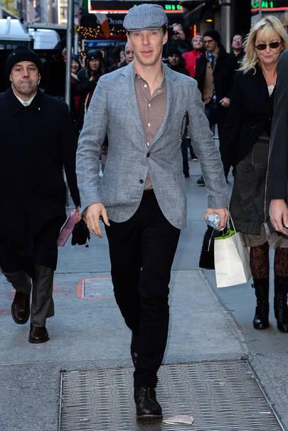 3. Benedict Cumberbatch