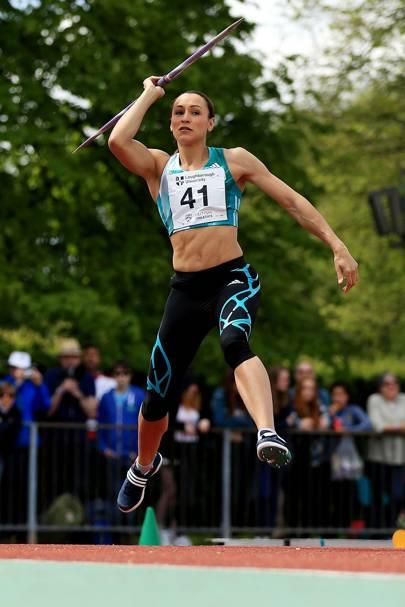 Jessica Ennis-Hill CBE