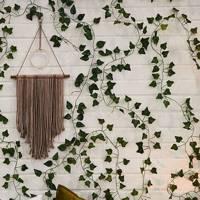 Best wall art: fake ivy