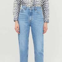 Best straight leg jeans: Vintage inspired