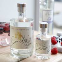 Personalised Gifts For Her: the personalised spirit bottle