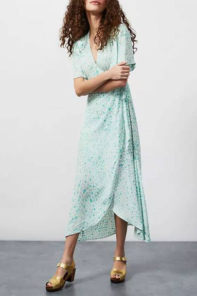 Unique bridesmaid's dresses: Anthropologie