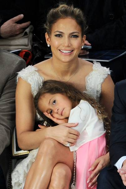 Jennifer Lopez & Emme Anthony