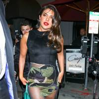 Priyanka Chopra in a Kukhareva London skirt