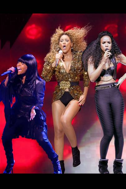 Destiny's Child Reform For Stadium Tour