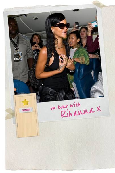 Rihanna's 777 tour day one: Mexico City