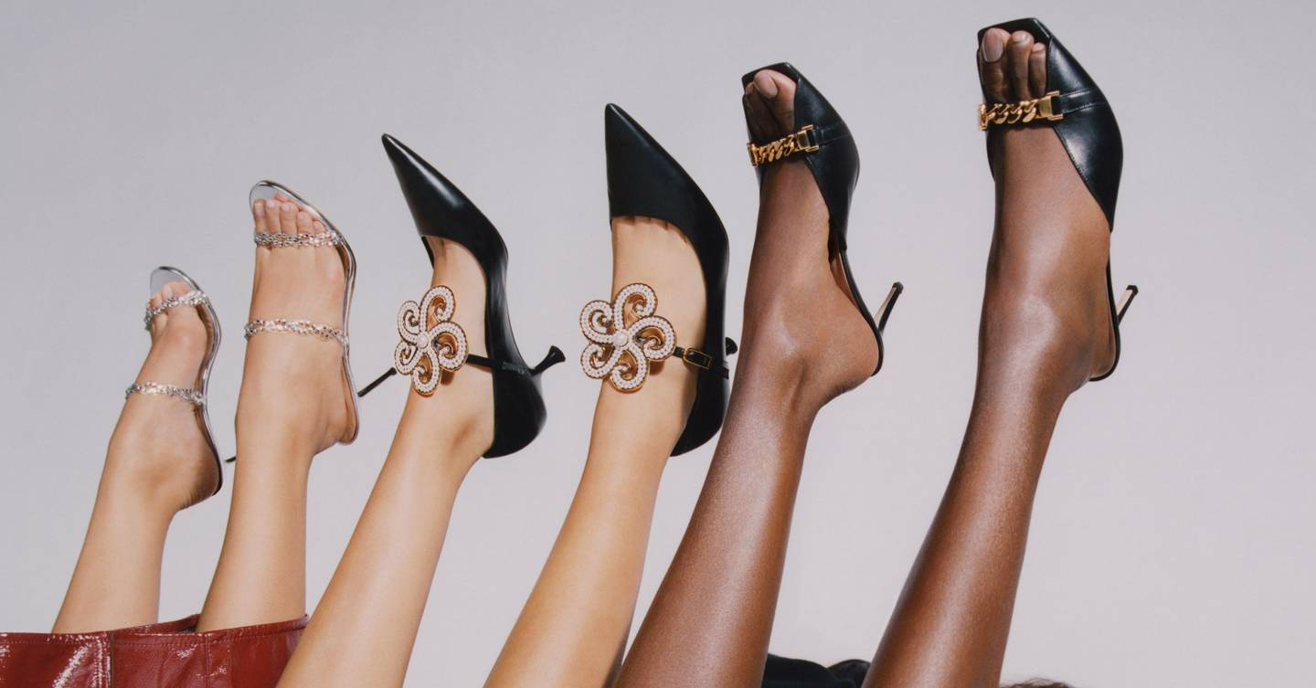 From chunky boots to delicate embellishment, these are autumn/winter's 6 major shoe trends (and 30 best pairs!) to know about this season