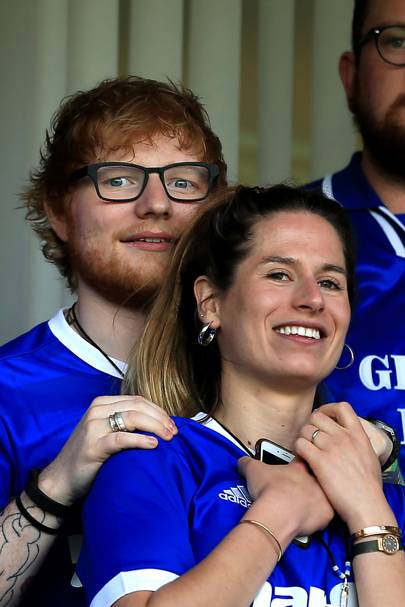 Ed Sheeran & Cherry Seaborn