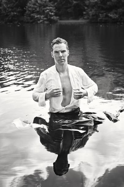 Benedict Cumerbatch