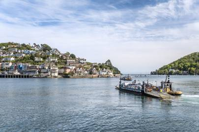 1. River Dart and Kingswear Peninsula