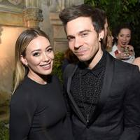 April: Hilary Duff and Matthew Koma