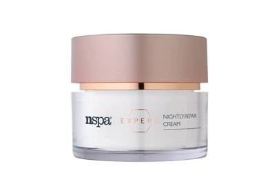 nspa Expert Nightly-Repair Cream, £10