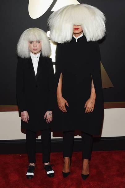 Maddie Zieglar & Sia