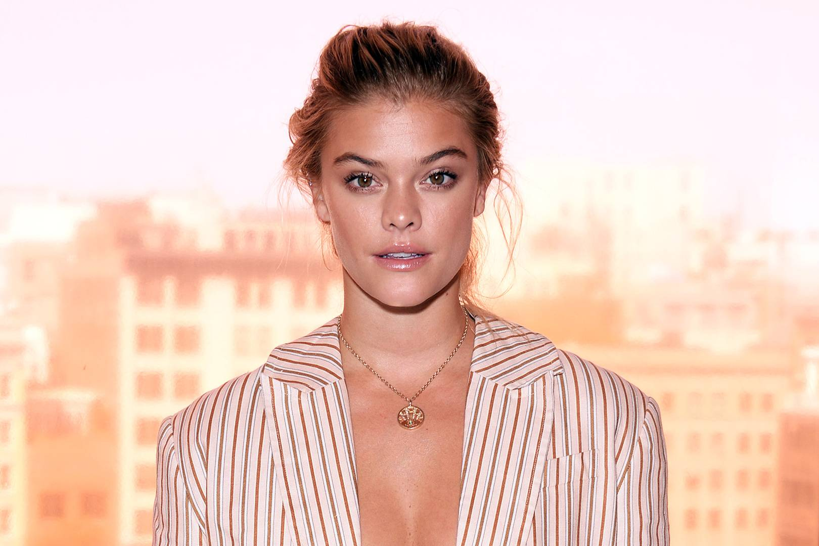 Nina Agdal says she was body shamed by a magazine & her response was PERFECT