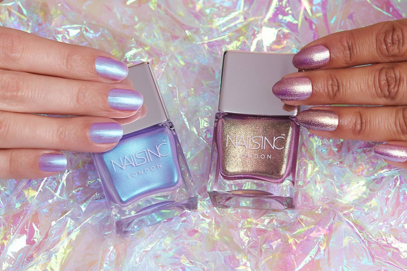 unicorn nails are totally a thing glamour uk