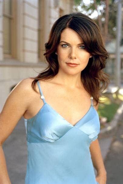 Lauren Graham: Then